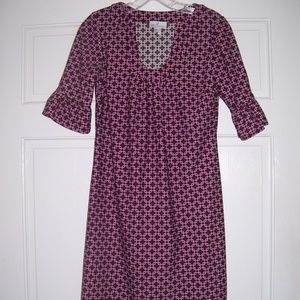 JUDE CONNALLY Nancy DRESS in Links Print